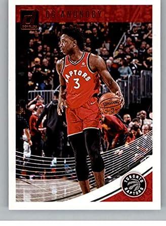 a491b8d2b Amazon.com  Basketball NBA 2018-19 Donruss  23 OG Anunoby  23 NM+ ...