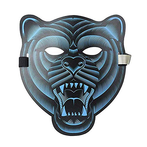 AKwell Dance Mask Party Version Sound Reactive LED