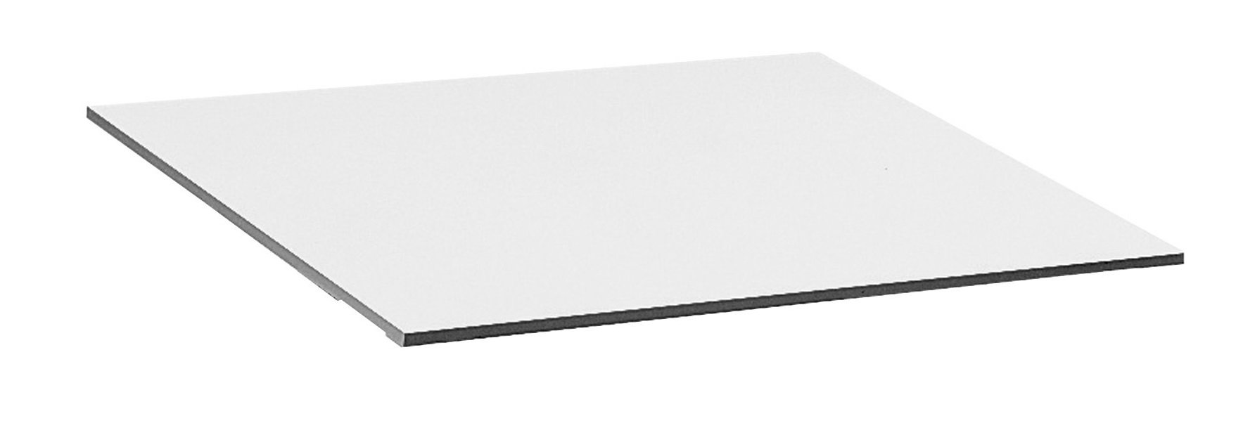 Safco Products 3951 Drafting and Drawing Table Top, 48'' x 36'' for Table Base 3957, 3960 or 3961, sold separately, White