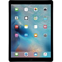 iPad Pro 9.7-inch (128GB, Wi-Fi + 4G LTE Cellular, Space Gray) MLQ32LL/A 2016 Model (Certified Refurbished)