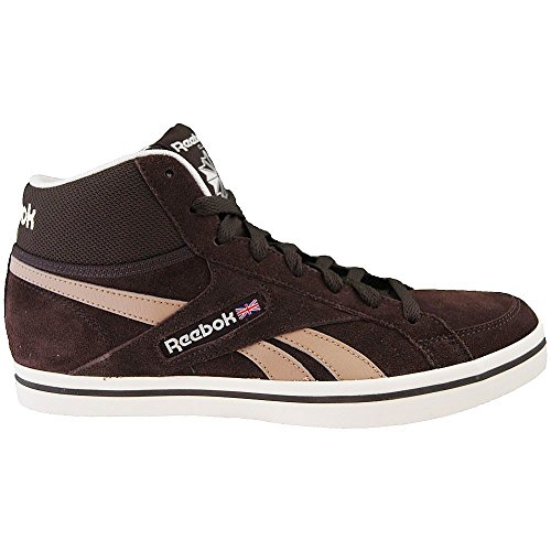 Reebok - LC Court Vulc Mid - Color: Beige-Marrón - Size: 41.0