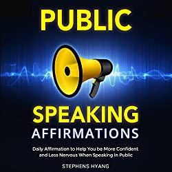 Public Speaking Affirmations