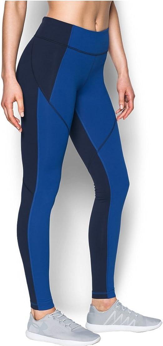 Under Armour Womens Mirror Color Block Print Legging Under Armour Apparel 1292272
