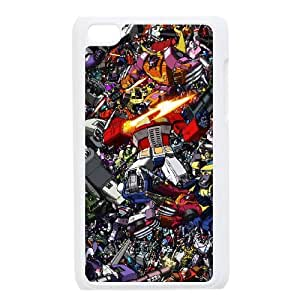 Ipod Touch 4 Phone Case Transformers Case Cover PP8I313485