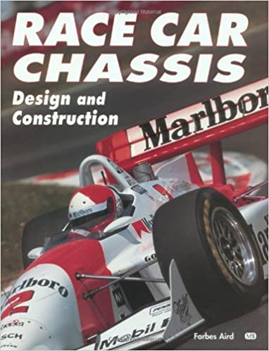 Race Car Chassis: Design and Construction (Powerpro): Forbes Aird