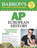 Barron's AP European History with CD-ROM, James M. Eder and Seth A. Roberts, 0764196723