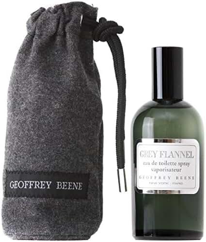 Grey Flannel by Geoffrey Beene for Men, Eau De Toilette Spray, 4-Ounce
