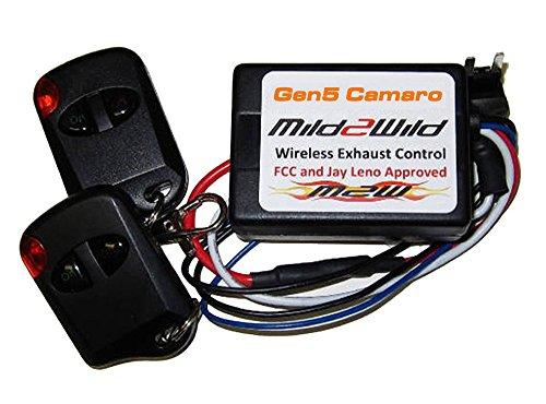 2015-2010 Gen5 Camaro Mild 2 Wild Exhaust Remote Control