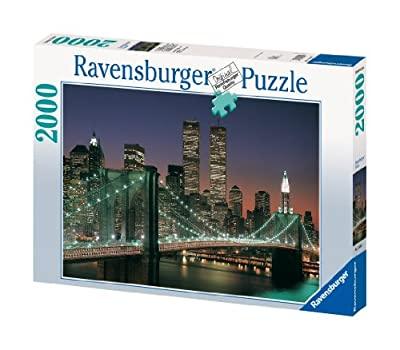Ravensburger Nyc - Brooklyn Bridge - 2000 Piece Puzzle from Ravensburger