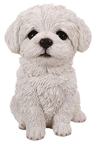 Hi-Line Gift Ltd Pet Pals-Maltese Puppy