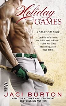 Holiday Games (A Play-by-Play Novel) by [Burton, Jaci]