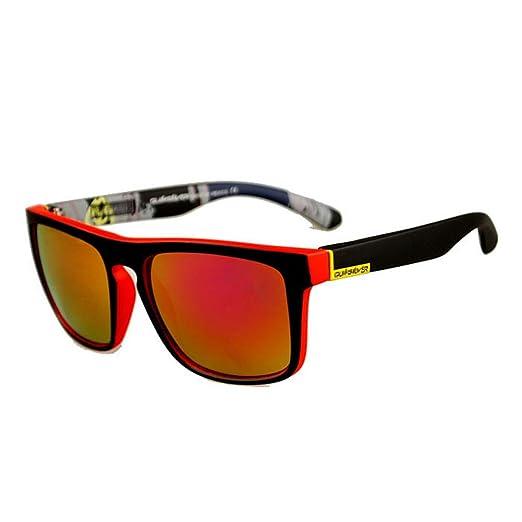 Chytaii.Gafas De Sol Polarizadas Mujer y Hombre Protección Retro ...