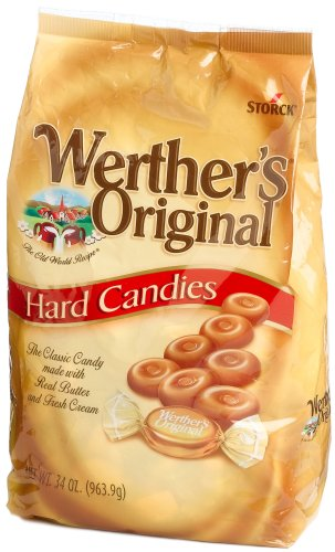 Werthers Original Hard Candies 34 Ounce product image