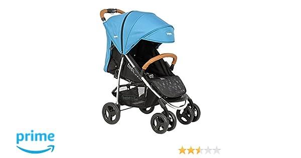 Bebé Due Viva 10202 Silla de Paseo, Azul