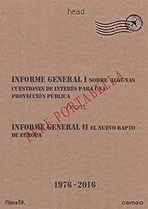 Informes generales I y II (Libreto) [DVD]