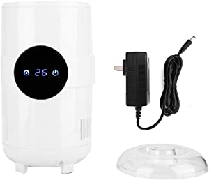 2-in-1 Smart Car Cup Cooler and Warmer, Electric Coffee Warmer Beverage Cooling & Heating Mug with Display