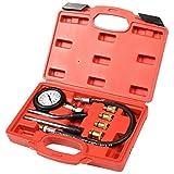 Super buy 8pc Petrol Engine Cylinder Compression Test Tester Kit Automotive Tool Gauge