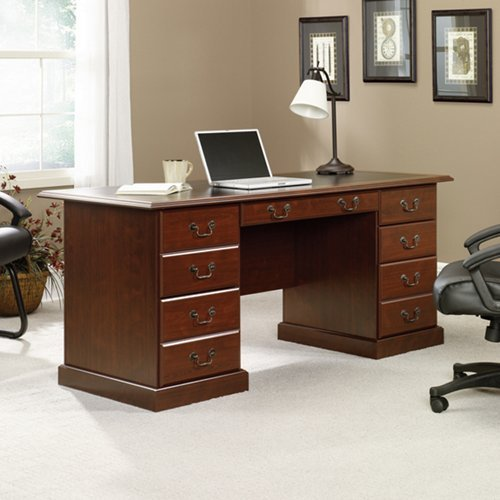 Sauder-Heritage-Hill-Executive-Desk