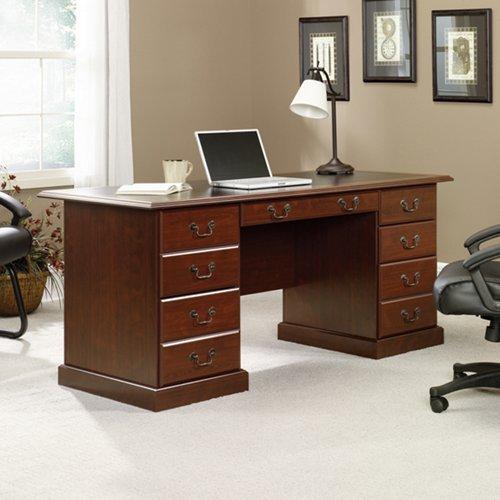 Sauder-Heritage-Hill-Executive-Desk