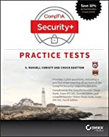 CompTIA Security+ Practice Tests: Exam SY0-501 Front Cover
