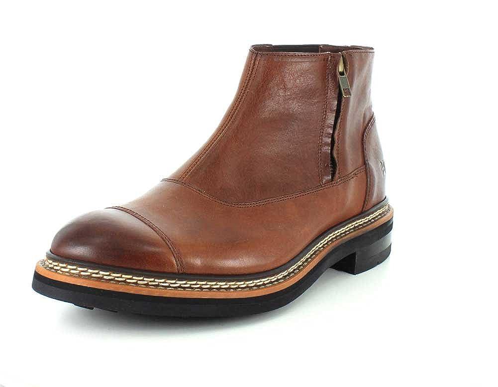 Caterpillar Men's Adner Ankle Stiefel,Rust Full Grain Leather,US 8 M