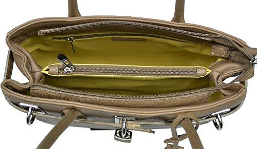 Neue Hand Tasche , Sac pour femme à porter à l'épaule marron marron 1