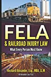 FELA & Railroad Injury Law: What Every Person Must Know