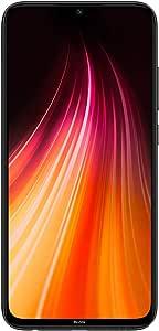 """Xiaomi Redmi Note 8, 6.3"""", Dual SIM, 64 GB, 4GB RAM, Space Black"""