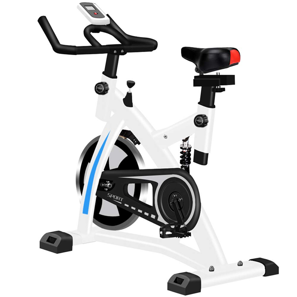 C Home Mute Indoor Exercise Bike Body Fitness Exercise Equipment Bicycle 3 color Optional