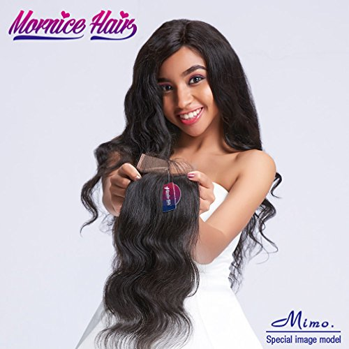 Mornice Hair Brazilian closure Natural product image