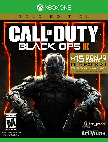 Call Duty Black Ops Gold Xbox product image