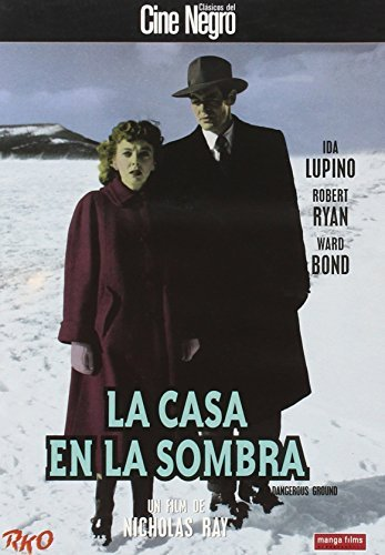 On Dangerous Ground [DVD] by Ida Lupino: Amazon.es: Ida Lupino, Robert Ryan, Ward Bond, Charles Kemper, Anthony Ross, Ida Lupino, Nicholas Ray: Cine y Series TV