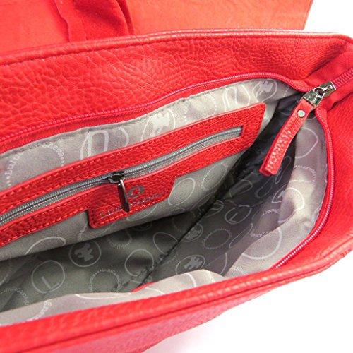 Bag designer Lulu Castagnetterosso - 35x20x10 cm.