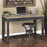 Weathered Finish Heritage Writing Desk For Sale