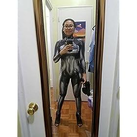 - 51wgoLK0AwL - CosplayLife Zero Suit Samus Cosplay Costume | Samus Aran Suit | Metriod Costume | Samus Zero Suit Costume