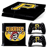 GoldenDeal PS4 Console and DualShock 4 Controller Skin Set – Baseball MLB – PlayStation 4 Vinyl For Sale