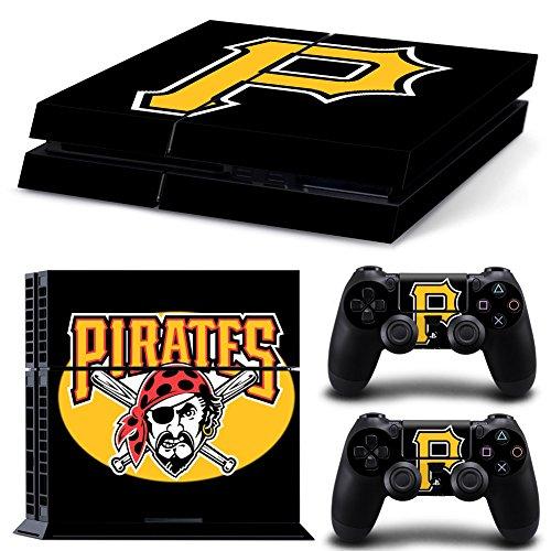 GoldenDeal PS4 Console and DualShock 4 Controller Skin Set - Baseball MLB - PlayStation 4 Vinyl