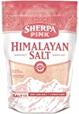 Gourmet Food : Sherpa Pink Gourmet Himalayan Salt, 5 lbs Fine Grain. Incredible Taste. Rich in Nutrients and Minerals To Improve Your Health