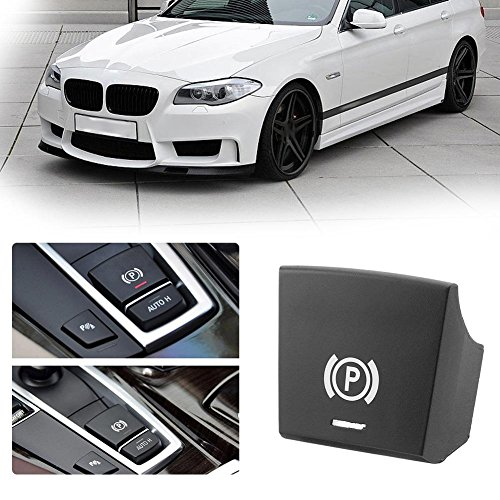 starnearby Parking Brake P Button Switch Cover for BMW 5//7Series 520 523 525 730 740