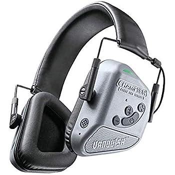 Image of Earmuffs Champion Vanquish Pro Bluetooth Electronic Hearing Protection Muffs