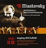 Miaskovsky: Symphonies (complete)