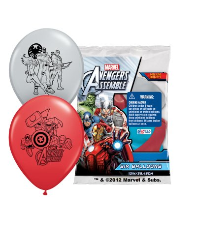 [Pioneer National Latex Marvel Avengers Assemble 12