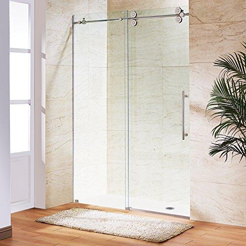 If Youu0027re Looking For The Best Sliding Shower Door For Your Bathroom, Then  Look No Further Than The VIGO Elan Sliding Shower Door.