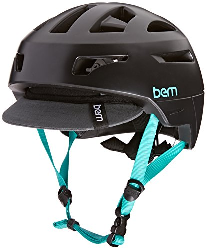 Bern Parker Helmet (Satin Black, Large) ()