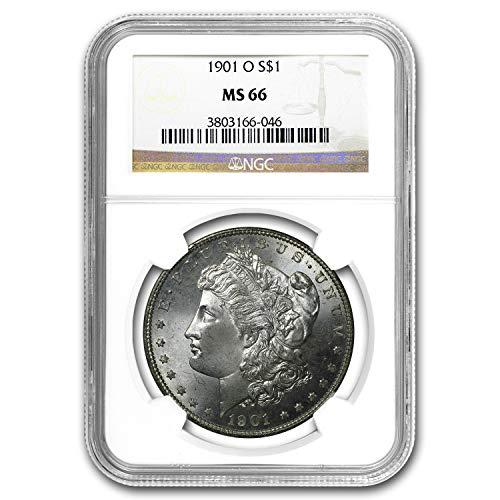 1901 O Morgan Dollar MS-66 NGC $1 MS-66 NGC