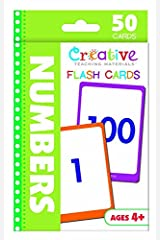 Numbers Flash Cards Mass Market Paperback