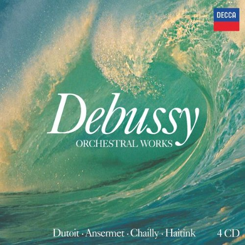 Orchestral Works [4 CD Box Set] by Decca
