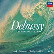 Debussy: Orchestral Works / Various