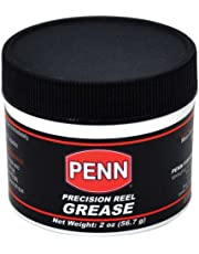 Penn 2OZGSESD12 Reel Precision Grease Tub, 2-Ounce