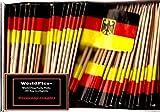 One Box Germany with Eagle Toothpick Fla